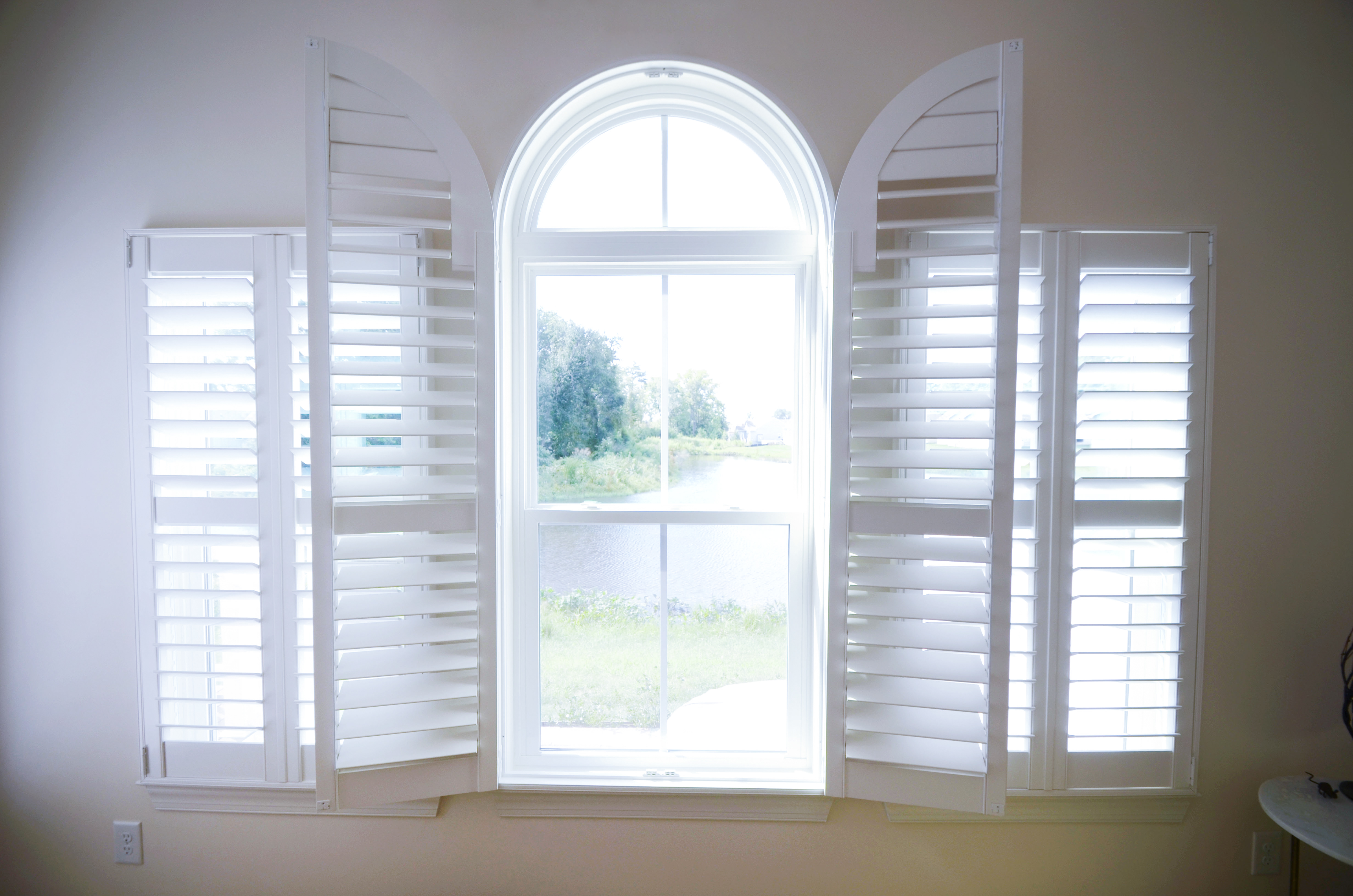 Custom Window Shutters French Country Interior Window Shutters Trad Blinds Shutters Real Wood