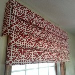 Custom draperies of faux roman fabric from A Shade Above Millville DE